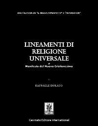 Cover Lineamenti di Religione Universale