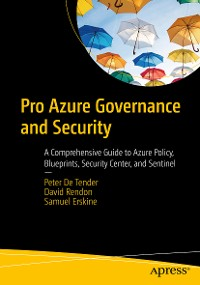 Cover Pro Azure Governance and Security