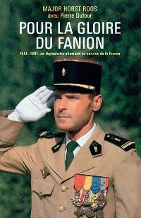 Cover Pour la gloire du fanion