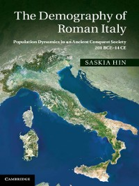 Cover The Demography of Roman Italy