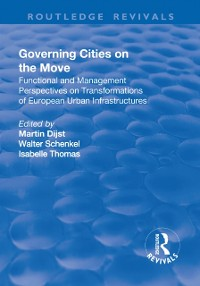 Cover Governing Cities on the Move