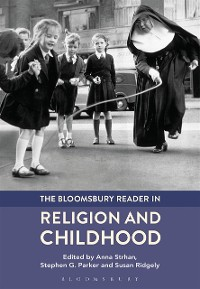 Cover Bloomsbury Reader in Religion and Childhood