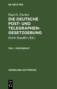 Cover Postrecht
