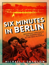 Cover Six Minutes in Berlin