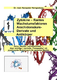 Cover Zytokine, Rantes, Wachstumsfaktoren, Arachidonsäure-Derivate & Antikörper