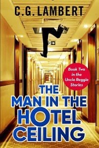 Cover The Man In The Hotel Ceiling