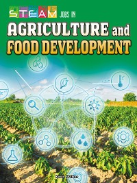 Cover STEAM Jobs in Agriculture and Food Development