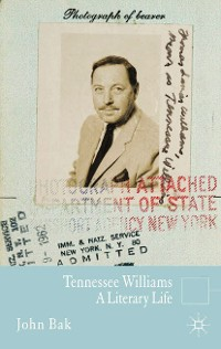 Cover Tennessee Williams