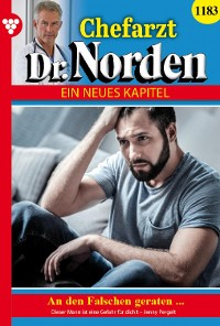 Cover Chefarzt Dr. Norden 1183 – Arztroman