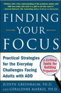 Cover Finding Your Focus