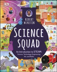 Cover Science Squad