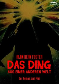 Cover DAS DING AUS EINER ANDEREN WELT