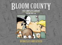 Cover Bloom County Digital Library Vol. 9