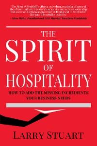 Cover The Spirit of Hospitality