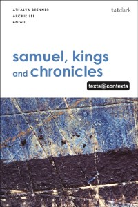 Cover Samuel, Kings and Chronicles I