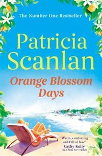 Cover Orange Blossom Days
