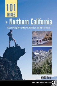 Cover 101 Hikes in Northern California