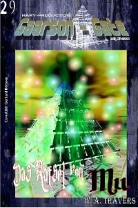 Cover GAARSON-GATE 029: Das Rätsel von Mu