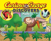Cover Curious George Discovers Plants