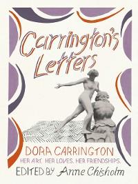 Cover Carrington's Letters