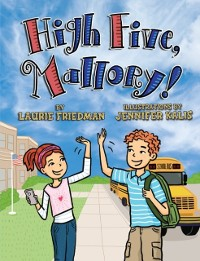 Cover #26 High Five, Mallory!