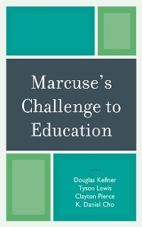 Cover Marcuse's Challenge to Education
