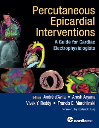 Cover Percutaneous Epicardial Interventions: