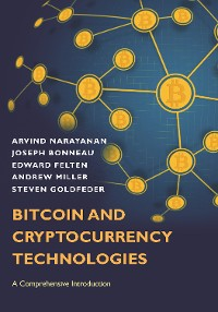 Cover Bitcoin and Cryptocurrency Technologies