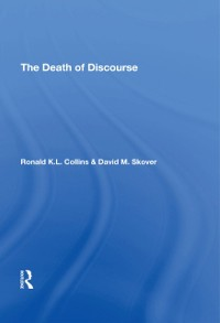 Cover Death Of Discourse