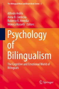 Cover Psychology of Bilingualism