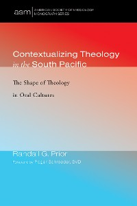 Cover Contextualizing Theology in the South Pacific