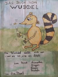 Cover Das Buch vom Wuddel