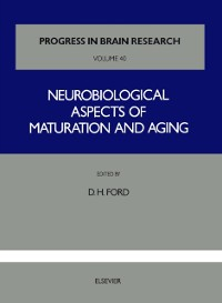 Cover Neurobiological Aspects of Maturation and Aging