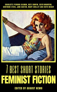 Cover 7 best short stories - Feminist Fiction