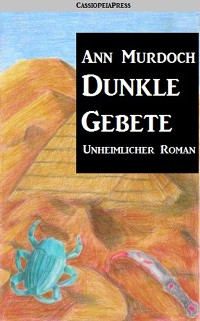 Cover Dunkle Gebete: Romantic Thriller
