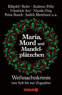 Cover Maria, Mord und Mandelplätzchen