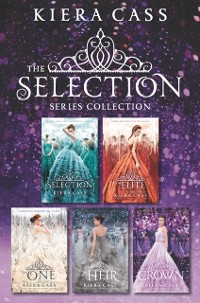 Cover Selection Series 5-Book Collection