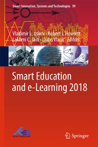 Cover Smart Education and e-Learning 2018