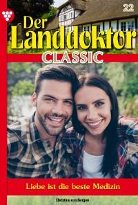 Cover Der Landdoktor Classic 22 – Arztroman