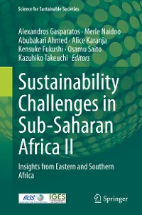 Cover Sustainability Challenges in Sub-Saharan Africa II