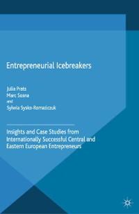 Cover Entrepreneurial Icebreakers