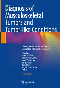 Cover Diagnosis of Musculoskeletal Tumors and Tumor-like Conditions