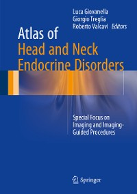 Cover Atlas of Head and Neck Endocrine Disorders