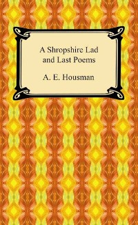 Cover A Shropshire Lad and Last Poems