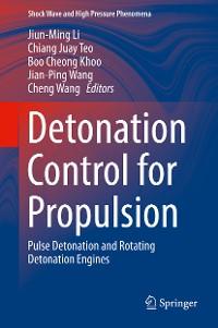 Cover Detonation Control for Propulsion