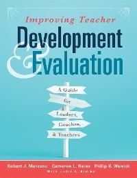 Cover Improving Teacher Development and Evaluation