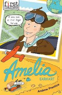 Cover AMELIA (Earhart)