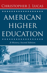 Cover American Higher Education, Second Edition