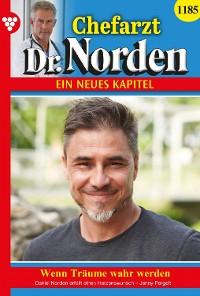 Cover Chefarzt Dr. Norden 1185 – Arztroman