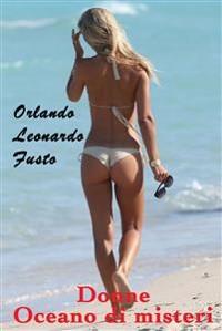 Cover Donne Oceano di misteri